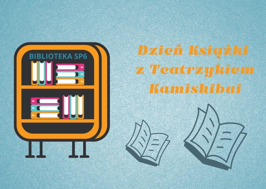 Dzień Książki z Teatrzykiem Kamishibai
