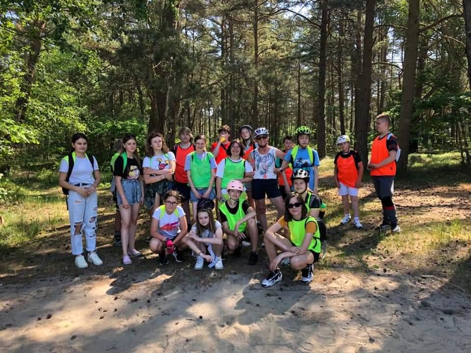 Szkoły kręcą dla Kołobrzegu w ramach🏆pucharu rowerowej stolicy Polski