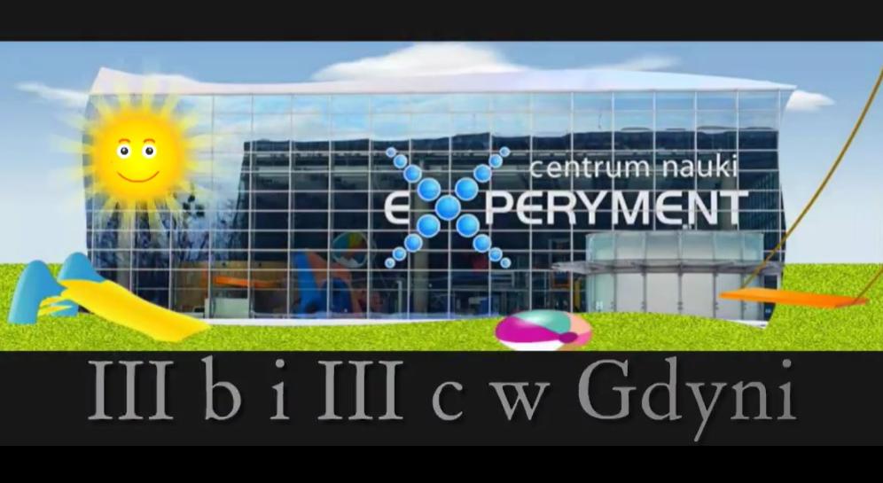 Eksperymenty III b i III c w Gdyni