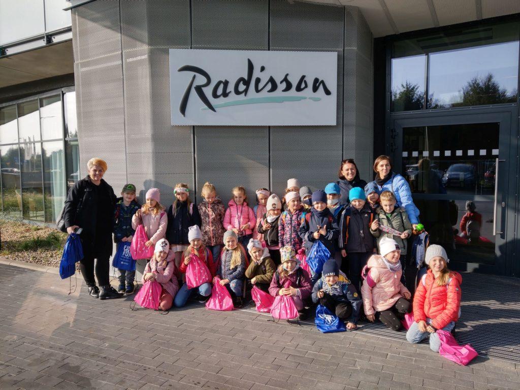 """I """"b"""" z wizytą w hotelu Radisson Resort"""